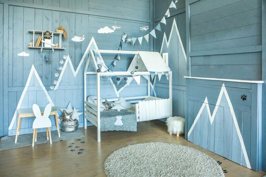 Comment réussir l'aménagement de la chambre de votre enfant?