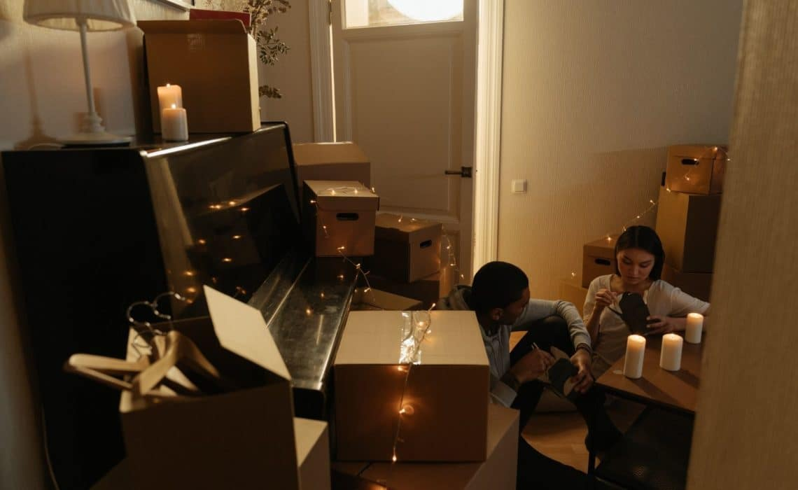 Organiser un déménagement sans casse et sans stress