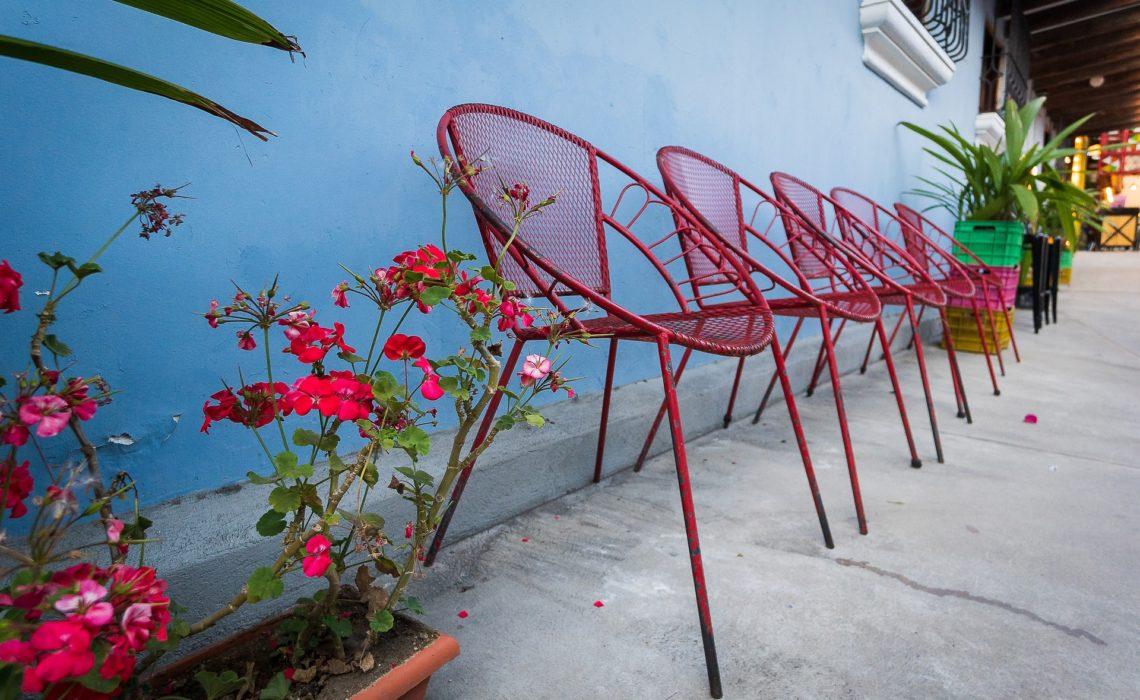 Quelques chaises d'extérieur design à essayer absolument